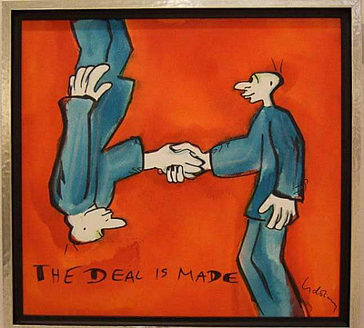 Udo Lindenberg - The deal is made 1